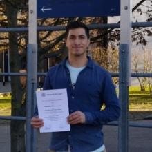 M. Eckstein, M.Sc., with certificate