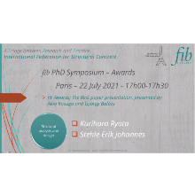 Best Paper Award Erik Stehle